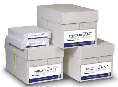 Michigan Computer Supplies Paper Toner