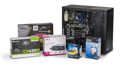 Computer Build | Michigan Computer Supplies