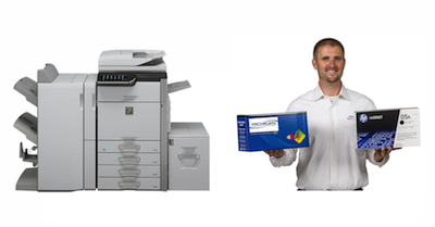 Manged Print Services | Michigan Computer Supplies
